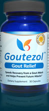 Goutezol - Natural Gout Relief. Food For Anti Uric Acid