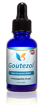 Goutezol out label