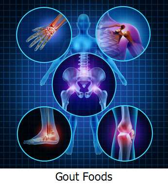 Gout Foods