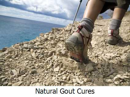Natural Gout Cures