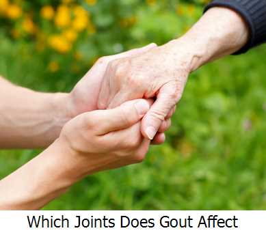 Which Joints Does Gout Affect?